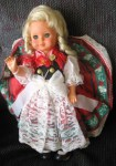 12 inch german dep westco doll