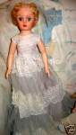 19 inch d and c nanette doll