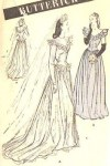 3685 butterick bride