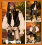 4923 PIRATE COSTUME