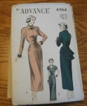 4964 ADVANCE DRESS