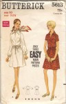 5613 butterick dress