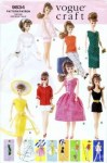 9834 BARBIE DOLL