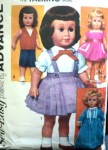 CHATTY DOLL PATTERN