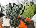 GI JOE GREEN SHIRTS 13