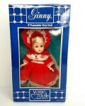 GINNY HOLIDAY GIRL RED A