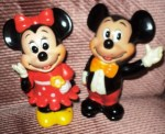 MICKEY MINNIE BANK 1