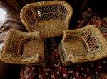 WICKER 3 PIECE