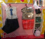barbie clothes pkg