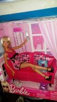 barbie lounge pink