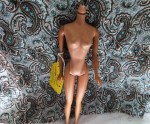 bubblecut nude barbie body