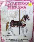 carousel horse cover
