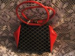 child red bl purse