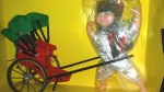 chinese doll carriage