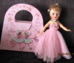 cindy horsman accessory box pink dress