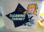 cleaning cabinet