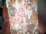 cloth doll cover