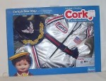 corky star ship in box