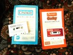 cricket tapes