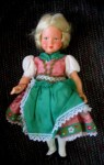 german celluloid doll 626