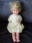 german celluloid doll sit