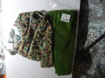gi joe 8 camo shirt green pants