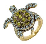 heidi daus turtle ring