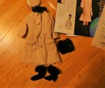 jackie o sable coat