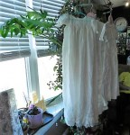 long white christening gown 1
