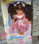 my beautiful doll box