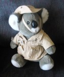 safari koala bear stuffie