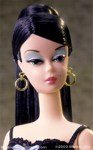 silkstone barbie black hair