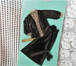 sindy dark brown outfit 2 pc