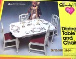 sindy dining table box