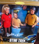 star trek brbie ken